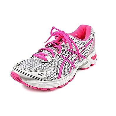 Asics Gel-Titanium Womens Size 6 Pink Mesh Running Shoes