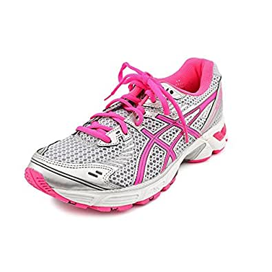 Asics Gel-Titanium Womens Size 6 Pink Mesh Running Shoes