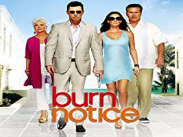 Burn Notice - Season 4