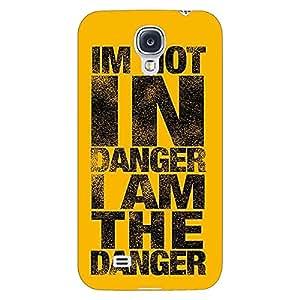 Jugaaduu Breaking Bad Heisenberg Back Cover Case For Samsung Galaxy S4 I9500