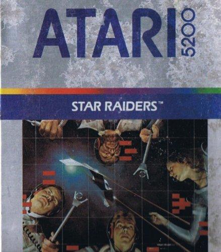 Star Raiders Software Video Game Software Atari 5200 Games