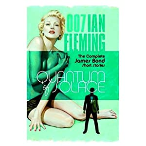 Quantum of Solace Audiobook