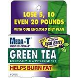 Mega-T Green Tea with Acai and Hoodia Caps -- 30 ct.
