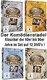 Der Komödienstadel - Klassiker der 60er Jahre - 90er Jahre - Set (12 DVDs)