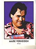 Famous Comic Book Creators Mark Douglas Verheiden #61 Single Trading Card