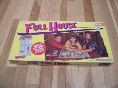 Full House Board Game (Full Doll House compare prices)