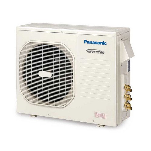 Panasonic Ac Cu-3Ke19Nbu Ductless Air Conditioning, 18,600 Btu Ductless Multi-Split Heat Pump - Outdoor Unit