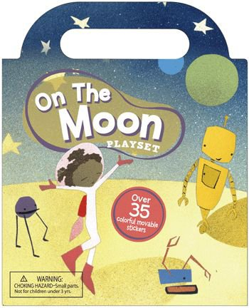Magnetic Poetry Playset: On The Moon - 1
