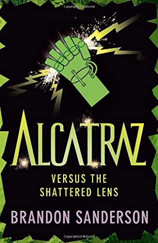 book cover of Alcatraz Versus the Shattered Lens