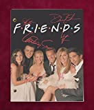 Friends Tv Script W/Reproduction Signatures Aniston, Cox, Kudrow C3