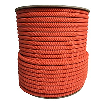"""SGT KNOTS 1/4"""", 3/8"""", 5/8"""" Utility Rope Made in USA - Several Colors & Lengths"""