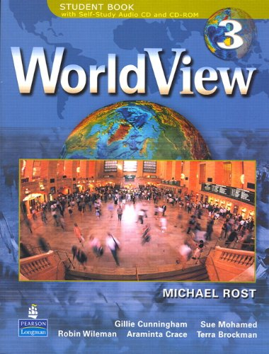 WorldView 3 with Self-Study Audio CD and CD-ROM Workbook (Worldview Workbooks) (Pt. 3)