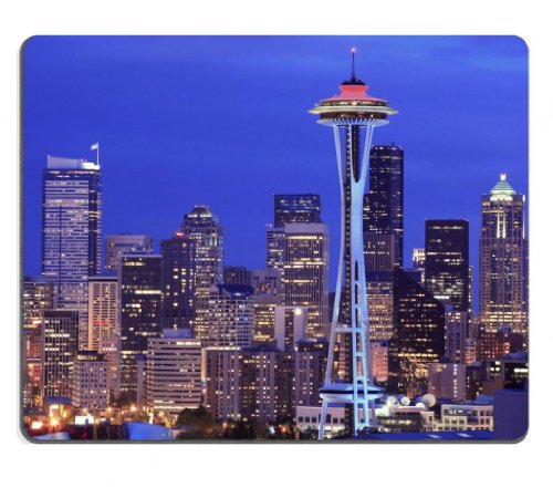 cityscapes-seattle-canada-space-needle-mouse-pads-customized-made-to-order-support-ready-9-7-8-inch-