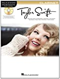 Taylor Swift For Clarinet - Instrumental Play-Along Cd/Pkg (Hal Leonard Instrumental Play-Along)
