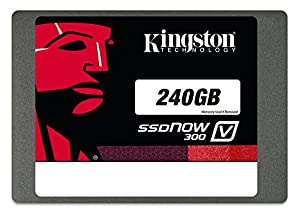 Kingston Technology 240GB Solid State Drive 2.5-inch V300 SATA 3