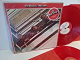 The Beatles The Beatles 1962 1966 RED VINYL double album. PCSPR 17
