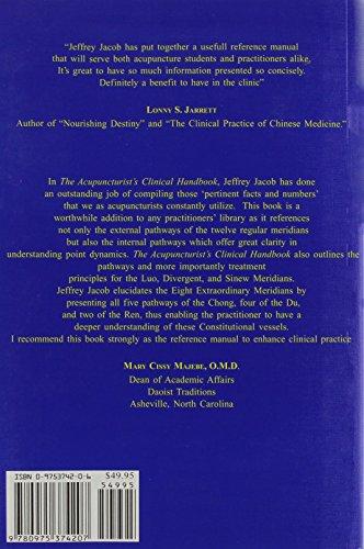 The Acupuncturist's Clinical Handbook