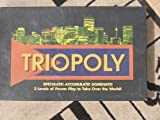 Triopoly Game