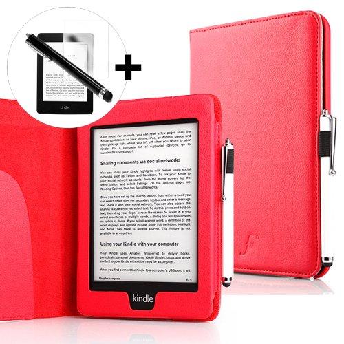 Forefront Cases Kindle 4 Septembre 2012 Housse étui En Cuir