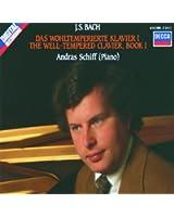 Bach, J.S.: Das Wohltemperierte Klavier I (2 CDs)
