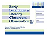 img - for Early Language and Literacy Classroom Observation Tool, Pre-K (ELLCO Pre-K) (Pack of 5) book / textbook / text book