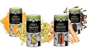 Aromatic Yellow Rice Spices The Spicy Gourmet