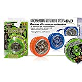 Yomega Power Brain Xp + Dvd