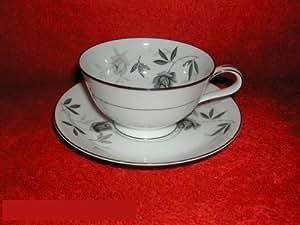 Noritake Rosamor #5851/8515 Cups & Saucers