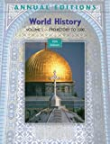 Annual Editions: World History, Volume 1: Prehistory to 1500, 10/e (0078127785) by Mitchell, Joseph