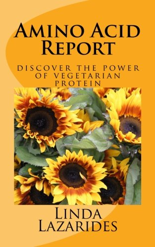 Amino Acid Report: discover the power of vegetarian protein