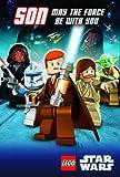 Lego Star Wars Son Greeting Card