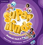 img - for Super Minds American English Level 6 Student's Book with DVD-ROM book / textbook / text book