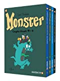 Monster: Boxed Set Vol. #1-4 (Monster Graphic Novels) (1597073873) by Trondheim, Lewis