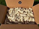5kg BBQKontor Premium Anzünder aus Holzwolle & Wachs - Grillanzünder
