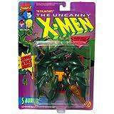 The uncanny X-men RARE Sauron Action Figure NIB