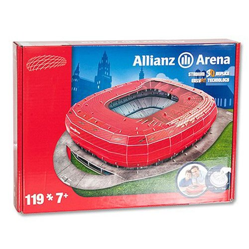 nanostand-allianz-arena-bayer-de-munich-puzzle-red-size-one