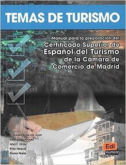 Temas de turismo (Espanol Con Fines Especif