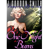 One Night Burns (The Vampires of Livix, #1) ~ J Gordon Smith