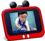 【Amazonの商品情報へ】iriver ミッキー3.5型デジタルフォトフレーム framee-M Mickey style 1GBメモリ バッテリー内蔵 動画 音楽 時計 カレンダー対応 FRAMEE-M-MICKEY