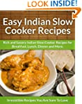 Indian Slow Cooker Recipes: Rich and...