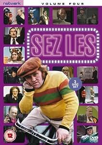 Sez Les - Volume 4 [DVD]