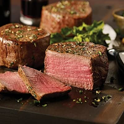 Omaha Steaks The Filet Mignon Feast