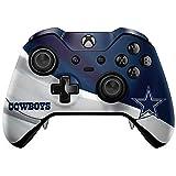 Skinit NFL Dallas Cowboys Xbox One Elite Controller Skin - Dallas Cowboys Design - Ultra Thin, Lightweight Vinyl Decal Protection