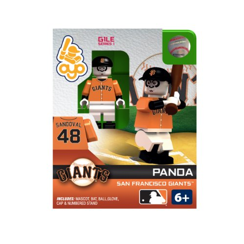 MLB OYO - PANDA (Pablo Sandoval with panda head)