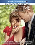 About Time  [Blu-ray + DVD + UltraVio...