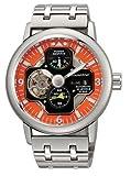 ORIENT (オリエント) 腕時計 ORIENT STAR オリエントスター レトロフューチャー モダン エアプレーンモデル WZ0161FH メンズ