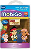 VTech MobiGo Software Cartridge  Jake and the Never Land Pirates