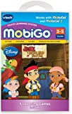Vtech MobiGo Touch Learning System Game - Jake and the Never Land Pirates