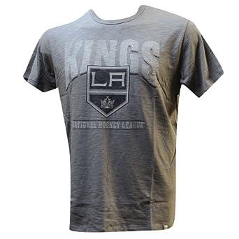 NHL Los Angeles Kings Mens Scrum Basic Tee by