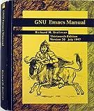 GNU Emacs Manual Version 20 (188211406X) by Stallman, Richard M.